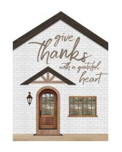 Little House Tabletop: Give Thanks