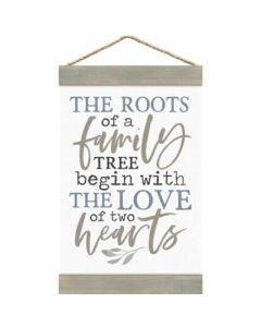 Banner Art - Roots Of A Family Tree