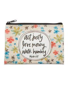 Act Justly, Coin Purse