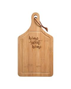 Home Sweet Home, Bamboo Cutting Board