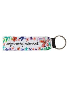Enjoy Every Moment, Keychain