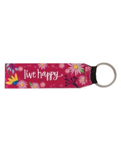 Live Happy, Keychain