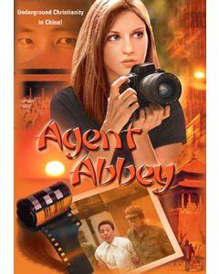 Agent Abbey-Underground/China (DVD) 500768D