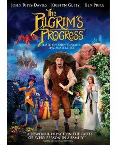 The Pilgrim's Progress Movie DVD