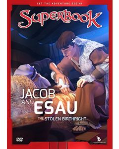 Jacob and Esau (The Stolen Birthright) - DVD