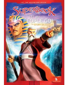 Let My People Go! (Story of Exodus) - DVD