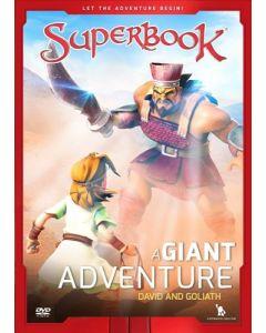 Giant Adventure, A (David & Goliath) - DVD