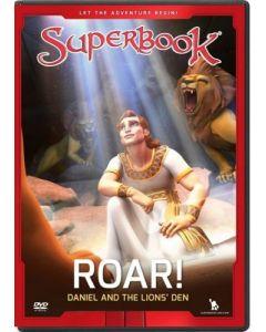 Roar! (Daniel and the Lion's Den) - DVD
