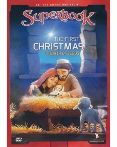 First Christmas, The : The Birth of Jesus, DVD