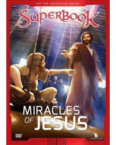 Miracles of Jesus - DVD