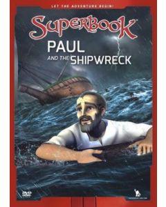 Superbook 2-Paul & The Shipwreck (DVD)