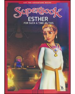 Superbook 2-Esther:For Such/Time As This (DVD)