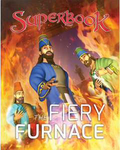 Superbook 2-The Fiery Furnace! (DVD)