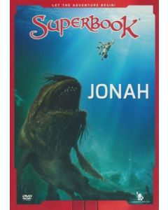 Superbook 2-Jonah (DVD)