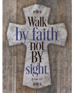 Magnet: Walk By Faith
