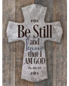 Magnet: Be Still And Know