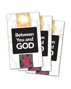 eTracts: Between You and God