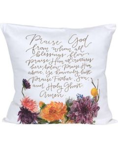 Praise God Doxology, Pillow