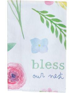 Bless Our Nest, Tea Towel