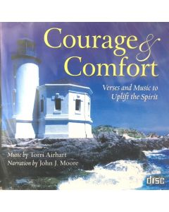 Courage and Comfort - CD