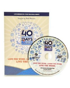 40 Days In The Word - DVD