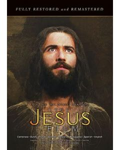 Jesus Film (Remastered) DVD