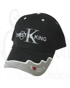 Cap Black Christ Is King
