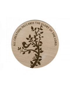 Coaster : Sandstone (R)- All Creation, Set of 4 (61005)