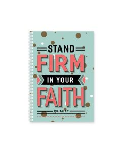 Stand Firm in Your Faith, Journal