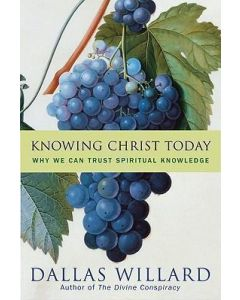 Knowing Christ Today - Hardcover