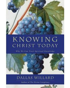 Knowing Christ Today - Softcover