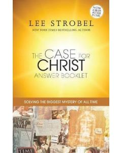 Case For Christ, The  Answer-Booklet