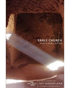 Faith Lessons On Early Church Discovery Guide Vol.5