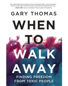 When to Walk Away, Softcover