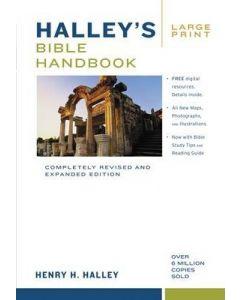 Halley's Bible Handbook (Large Print)