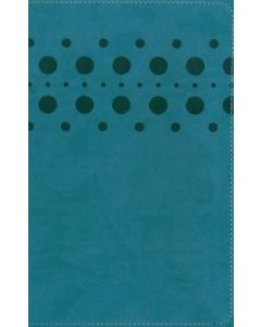 NIRV Large Print Bible Teal