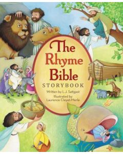 Rhyme Bible Storybook, The  (Updated Edition)