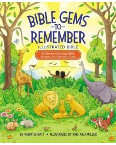 Bible Gems to Remember: Illustrated Bible