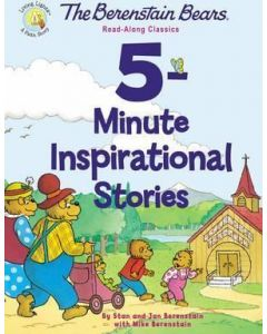 Berenstain Bears 5-Minute Inspirational Stories