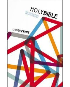 NIrV Outreach Large Print Bible For Kids