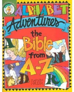 Alphabet Adventures (Gr- Pre K1)
