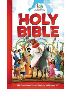 ICB Big Red Cover Bible- HC