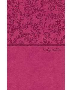 NKJV Value Thinline Bible (Leathersoft Pink Edition)