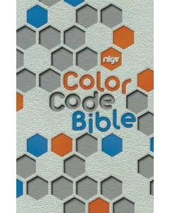 NKJV The Color Code Bible, Leathersoft