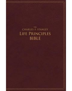 NIV, The Charles F. Stanley Life Principles Bible
