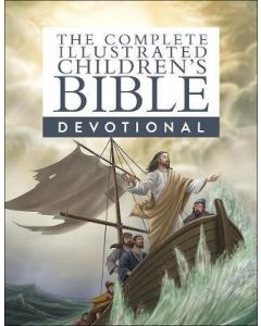 Complete Illustrated Children's Bible Devotional, The