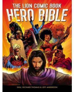 Lion Comic Book Hero Bible, The