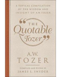 Quotable Tozer