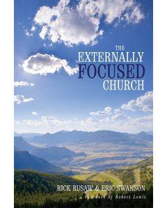 Externally Focused Church