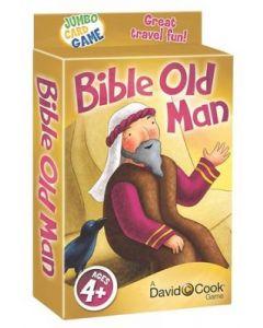 Jumbo Card Game : Bible Old Man